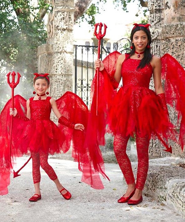 Mom And Baby Boy Matching Halloween Costumes.Deluxe Matching Family Halloween Costumes Mommematch Com