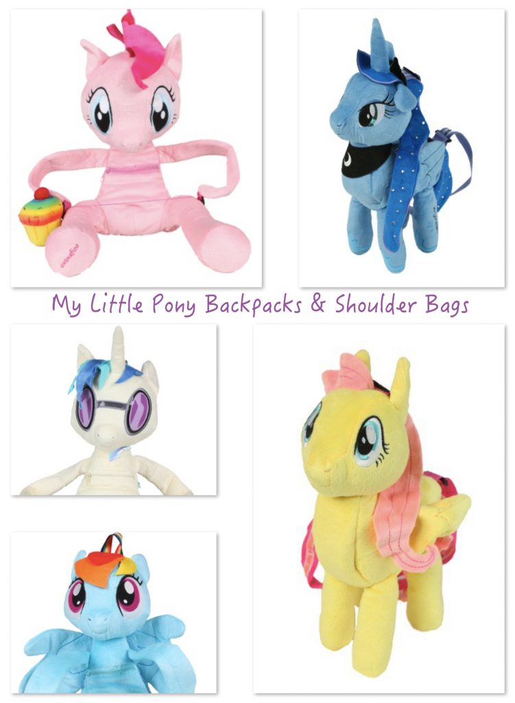 My Little Pony Backpacks and Shoulder Bags
