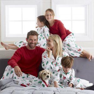 Family Pajamas – Ho Ho Ho