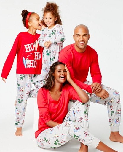 matching-family-tropical-santa-pajamas