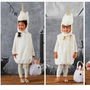 Mommy and Me Matching Unicorn Costumes