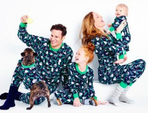 Star Wars Holiday Organic Cotton Matching Family Pajamas