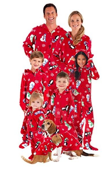WebUndies has women's footie pajamas that even include hoods, so you're covered – from head to toe! You'll feel like a kid again when you pull on a pair of footie pajamas with your favorite childhood cartoon characters on them.