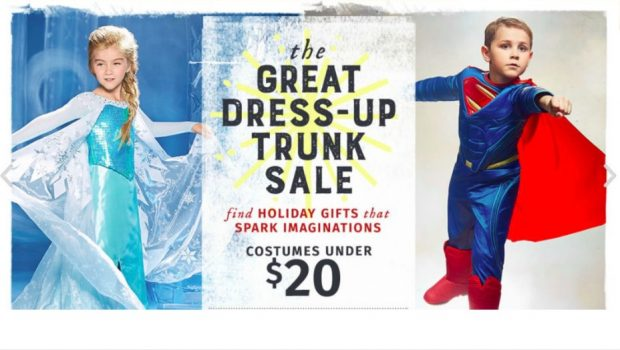 The Great Dress-Up Trunk Sale