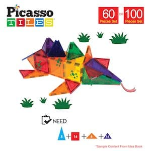 Picasso tiles gifts for kids