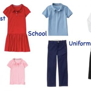 Best School Uniforms