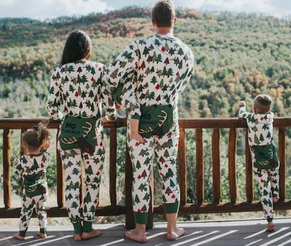 Family Matching No Peeking Flapjacks