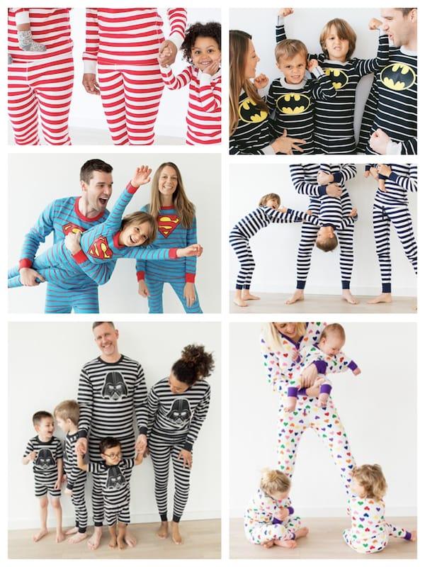 Hanna Andersson Matching Family Pajamas