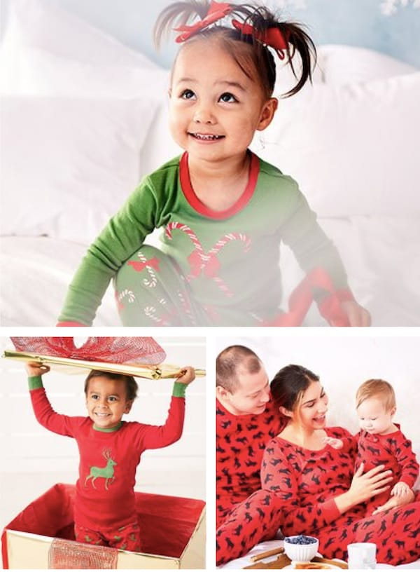 Leveret Matching Family Pajamas. Salejpeg