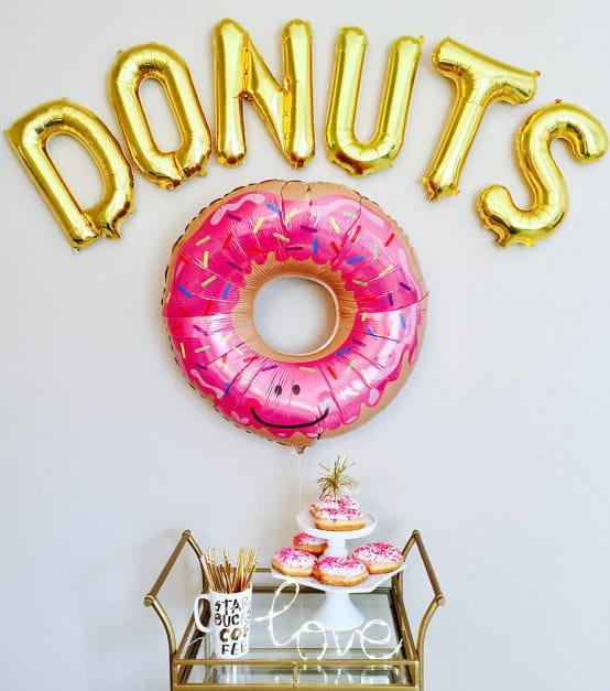 Donuts Balloons