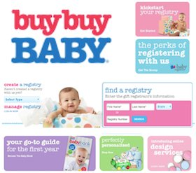 BuyBuyBaby Registry