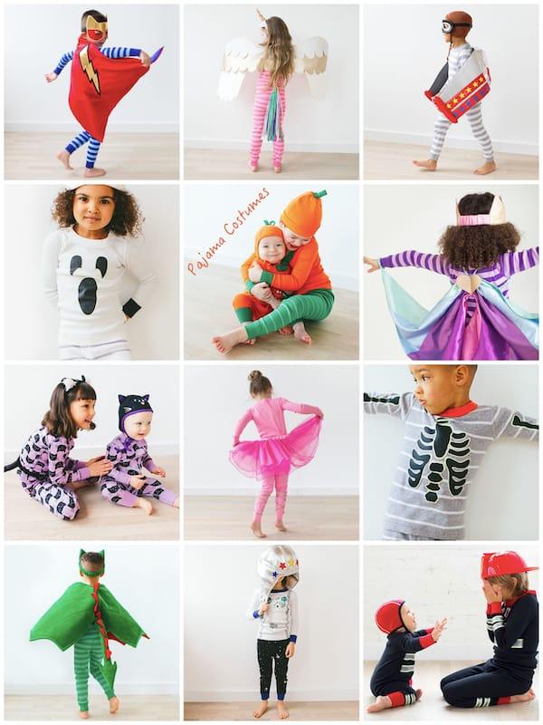 Kids Pajama Costumes
