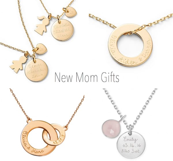 New Mom Necklace Gifts