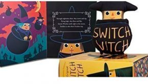 Switch Witch The Solution to TOO MUCH Halloween Candy