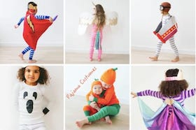 Kids Pajama Costumes