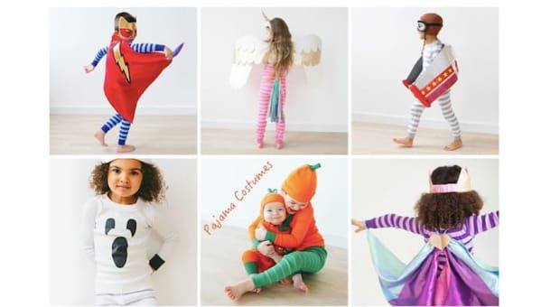 12 Adorable Kids Pajama Costumes