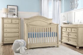 Downton Baby Nursery Furniture