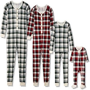 2017 Oprah's Favorite Gift Burt's Bees Baby Holiday Family Jammies