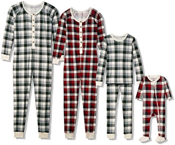 Oprah's Favorite Things List Burt's Bees Baby Holiday Family Jammies