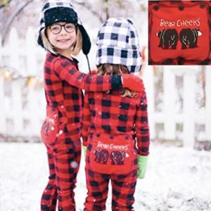 Bear Cheeks Pajama Instagram