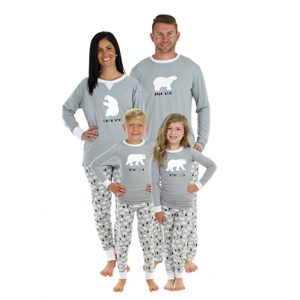 Bears Family Matching Pjs