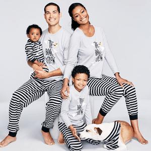 Family Matching Boo Crew Halloween Pajamas