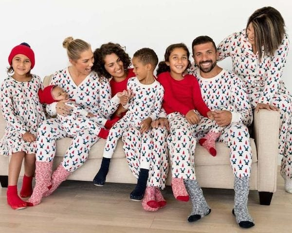 Family Matching Gnome Pajamas