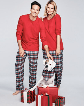 Matching Christmas Pajamas Holiday Family Pjs Amp Sleepwear