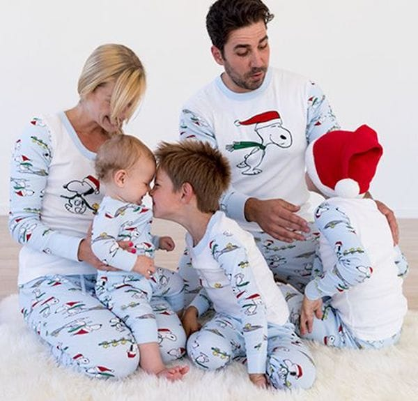 Christmas Sleepwear For Girls