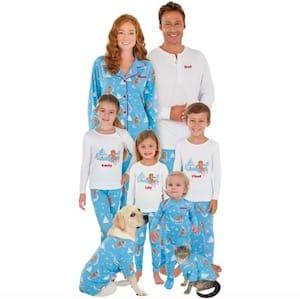 Gingerbread Family Matching Pajamas