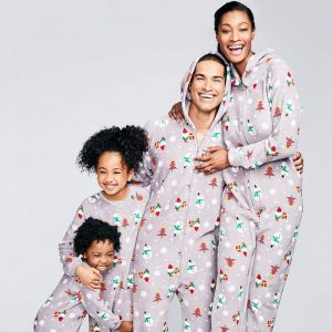 Gnome Footie Family Pajamas
