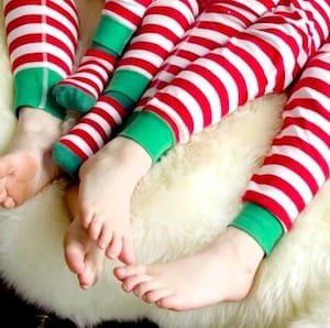 Hanna Andersson Matching Family Holiday Pajamas
