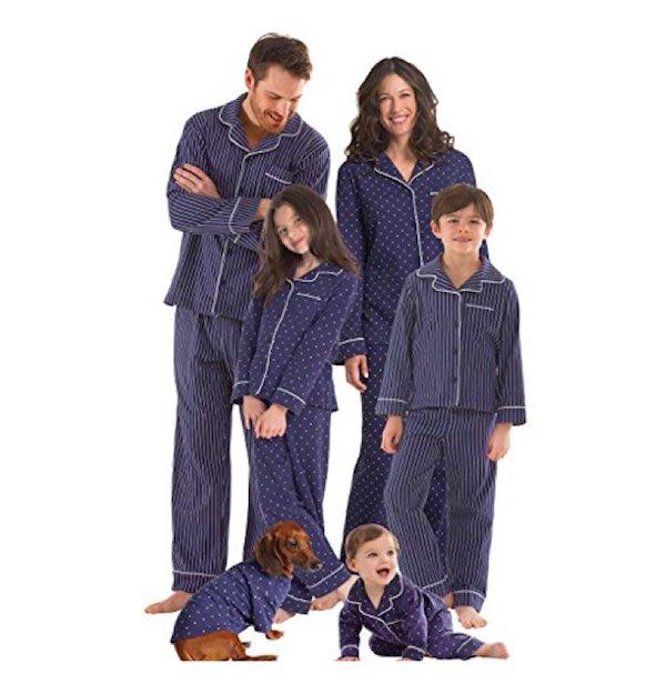 Hanukkah Family Matching Pajamas