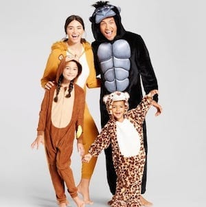 Jungle Animal Family Pajamas