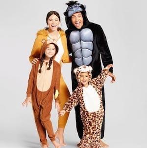 Jungle Animal Family Pajamas