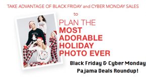 Black Friday & Cyber Monday Pajama Deal Roundup