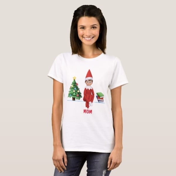 Elf on a T-Shirt