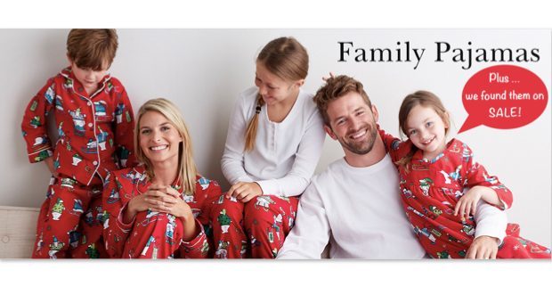 Family Pajamas on Sale