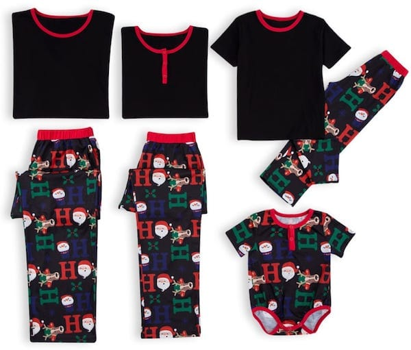 aae2ac72af Summer Christmas Matching Family Pajamas | MomMeMatch.com