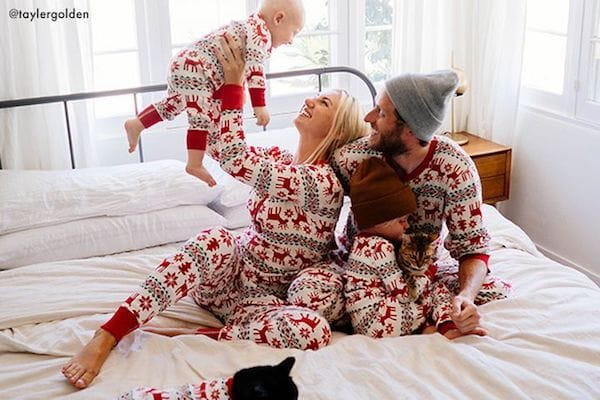 Hanna Andersson Family Matching Holiday Pajama Deals