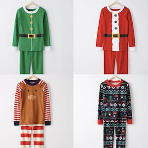 Hanna Andersson Holiday Pajama Sale