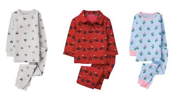 Janie And Jack Matching Family Pajamas