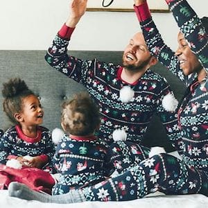 Gnome Sweet Gnome Family Pajamas