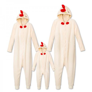 Family Matching Chick Onesie PJs