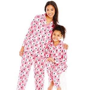Mother Daughter Sheep Pajamas