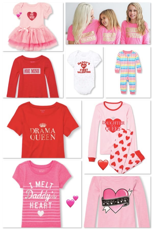 Mother Daughter Valentines Day Outfits