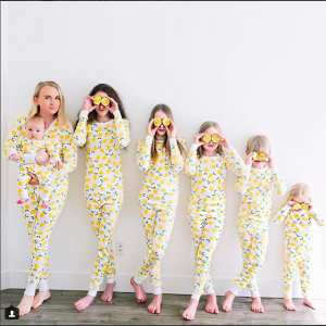 Family Matching Make Lemonade Pajamas