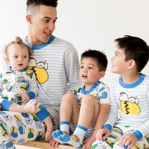 Family Matching Peanuts Snoopys Easter Egg Pajamas
