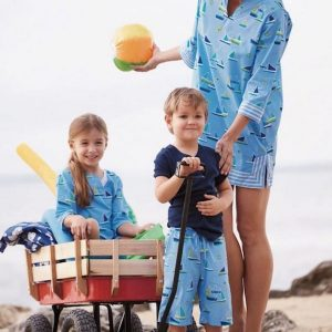 Family Matching Beachwear