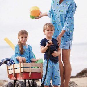Family Matching Beachwear